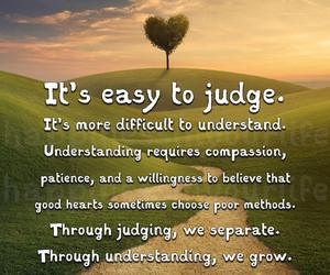grow, understand, and judge image