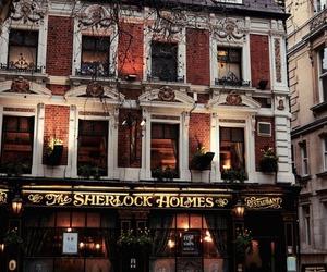 london, sherlock, and sherlock holmes image