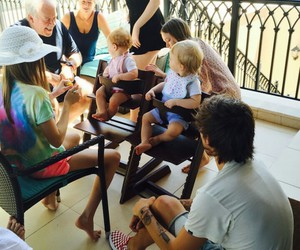 twins, fam, and louis tomlinson image