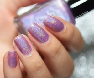 manicure, nail art, and nail lacquer image