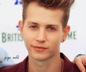 james, the vamps, and james mcvey image