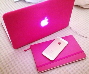 <3, apple, and beautiful image