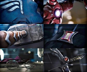 Avengers, captain america, and fx image