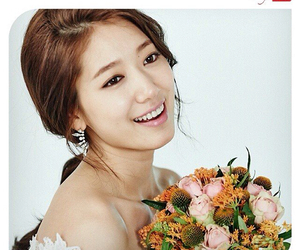 actor, korean, and parkshinhye image