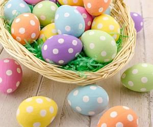 colorful, spring, and easter image