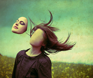 face and surrealism image