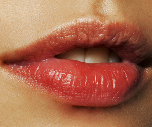 lips, aesthetic, and red image
