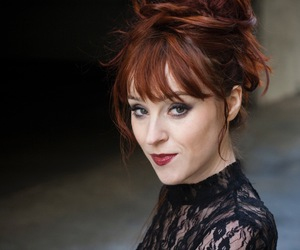 supernatural, rowena, and ruth connell image