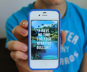 iphone, quote, and boy image