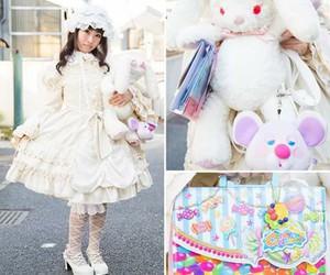 bunny, japan, and Harajuku image