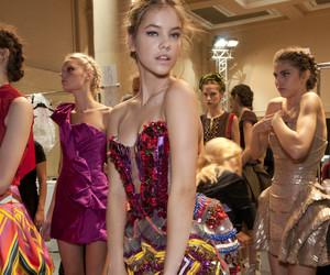 model, fashion, and barbara palvin image