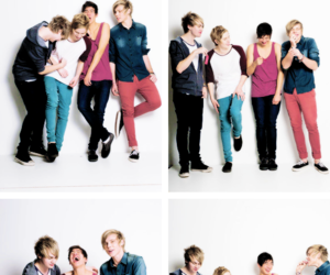 beautiful, boys, and photoshoot image