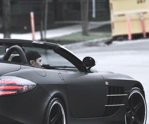 benz and car image