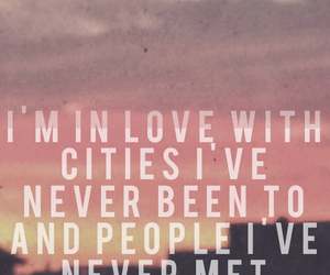 city, inspirational, and Lyrics image