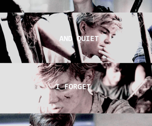 newt, maze runner, and the maze runner image