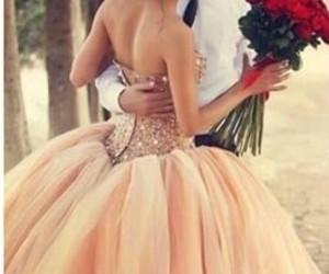 beautiful, romance, and wedding image
