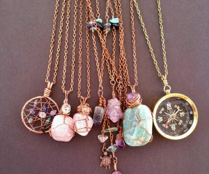 accessories, crystals, and diamond image