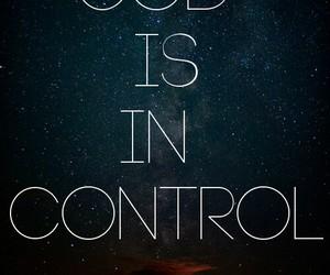 god, control, and jesus image