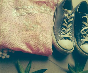 clothes, converse, and style image