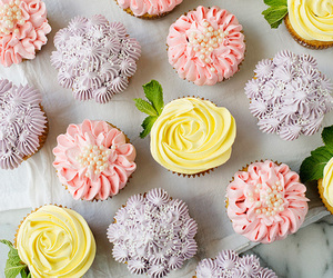 cupcake and frosting image