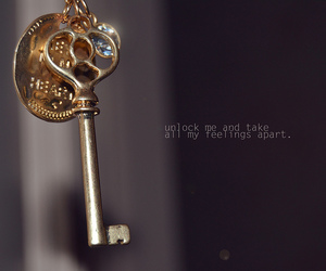 heart, key, and photography image