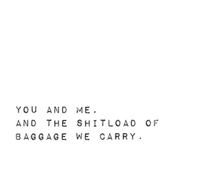 baggage, carry, and forever image
