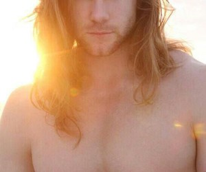 body, hairs, and brock ohurn image