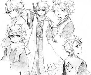 anime, bleach, and kawaii image