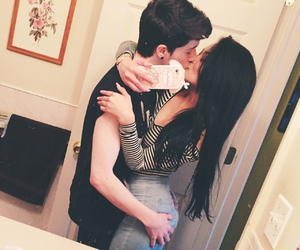 beautiful couples, interracial couples, and black women and white men image
