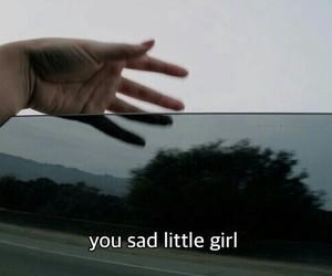 grunge, sadness, and sad little girl image