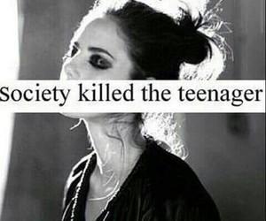 society and teenager image