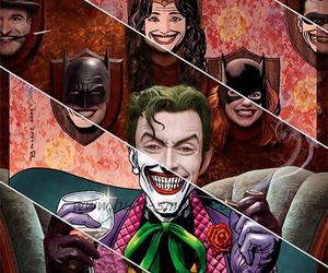 batgirl, comics, and villain image