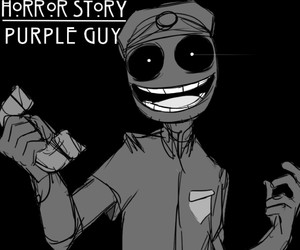 purple guy and five nights at freddy's image