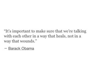 accept, barack obama, and heal image