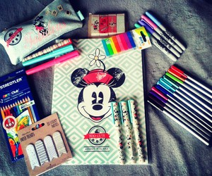 stationery, art, and books image