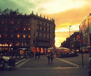 Barcelona, catalunya, and spain image