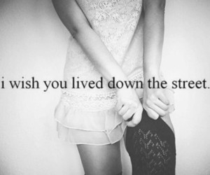 text, wish, and street image