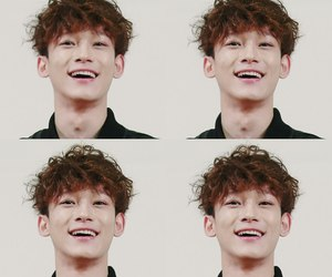 Chen and exo image