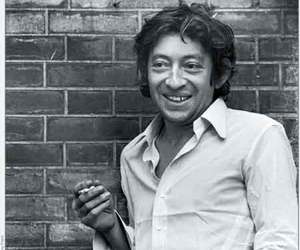 serge gainsbourg and beauté masculine image