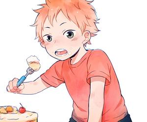 anime, boy, and hiakyuu! image