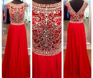 dress and long prom dress image