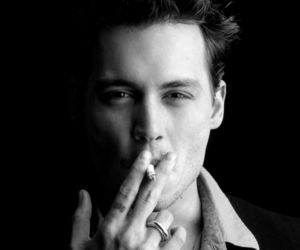 famosos, johnny depp, and famous image