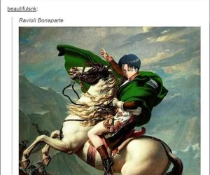 funny, snk, and attack on titan image