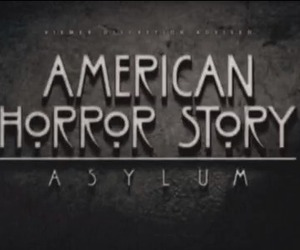 asylum, american horror story, and fx image