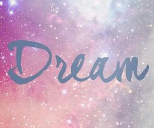 beautiful, Dream, and galaxy image