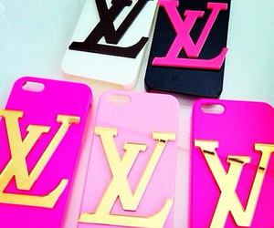 fashion, Louis Vuitton, and pink image