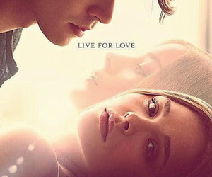 books, love, and if i stay image
