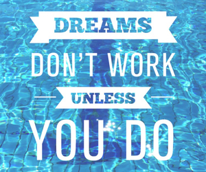 dreams, swimming, and waterpolo image