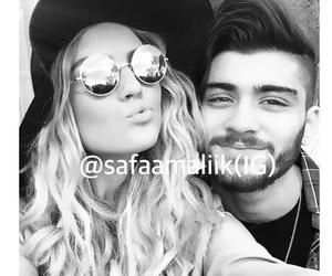 perrie edwards, zayn malik, and zerrie image