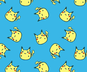 wallpaper, pikachu, and pokemon image